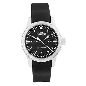 【送料無料】fortis b42 flieger automatic al tayer mens automatic watch swiss 7861061 k