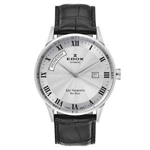 【送料無料】edox mens automatic watch 830073ar