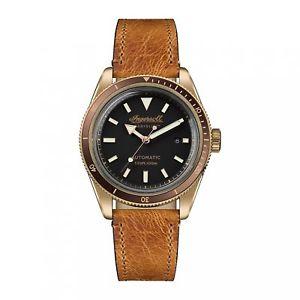 【送料無料】ingersoll i05001 the scovill radiolite automatic wristwatch