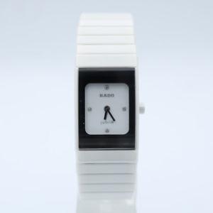 【送料無料】rado ceramica jubile womens quartz watch r21983702sd