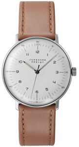 orologio watch  junghans max bill meccanico 027370100