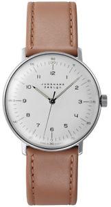 【送料無料】orologio watch junghans max bill meccanico 027370100
