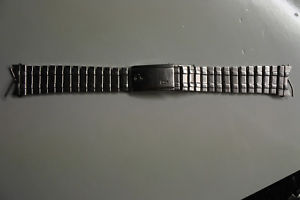 vintage certina ds bracelet 186mm