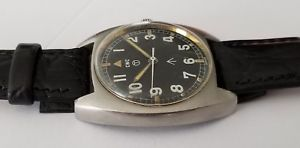 vintage cwc british military skinny arrow watch
