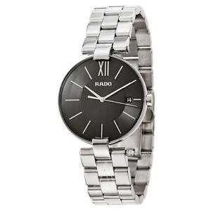 【送料無料】rado coupole l mens quartz watch r22852153
