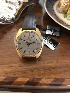 【送料無料】orologio automatico zenith vintage nuovo fondo di magazzino