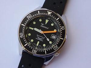 【送料無料】orologio squale sub professional 500 mt ref 1521026a diver