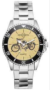 geschenk fr simson awo 425 motorrad fahrer fans kiesenberg uhr 20435