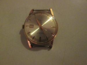 【送料無料】vintage wintex 17 rubis mens wrist watch fully working