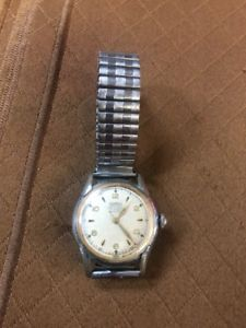 【送料無料】vintage roamer 17 jewel automatic watch swiss brevete 215999 180459