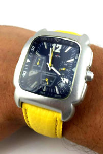 【送料無料】watch sector 165 chrono alutek alluminio orologio quartz 50 atm reloj montre
