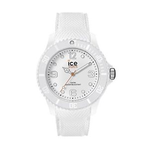 【送料無料】ice watch 013617 ice sixty nine white large , silikon wei neu