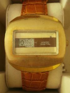 【送料無料】kasper digital hau digitalanzeige wrist watch jump hour