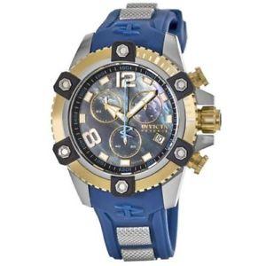 【送料無料】 invicta mens cruiseline pro diver swiss chrono quartz limited edition watch