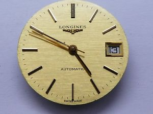 【送料無料】longings 633 defekt automatic jewels not works movement for parts w781