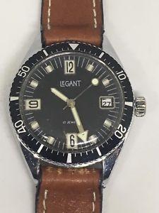 legant watch 17 jewels