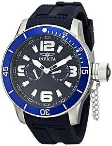 【送料無料】invicta mens specialty quartz blue watch 1791 brand