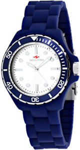 【送料無料】seapro womens spring swiss quartz blue plasticsilicone watch sp3212