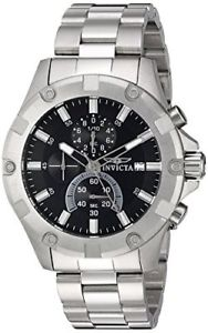 【送料無料】invicta mens pro diver quartz stainless steel casual watch 22749