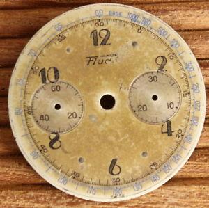 【送料無料】cadran montre chronographe mcanique landeron 4851 c1164