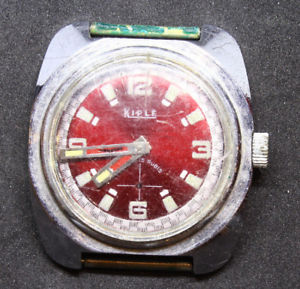 【送料無料】montre mcanique ancienne de plonge kiple restaurer fe 23360 f506