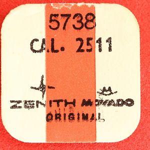 【送料無料】pochette de 5 vis rf 5738  cal 2511 zenith movado c3