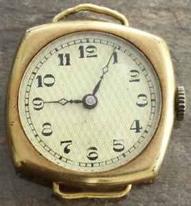 montre mcanique ancienne     f1525