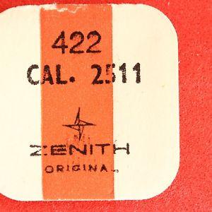 【送料無料】pochette de 5 rondelles rf 422  cal 2511 zenith movado c3