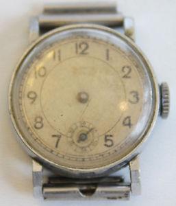 【送料無料】vieille montre mcanique annes 30 25,5 mm balancier ok d1043