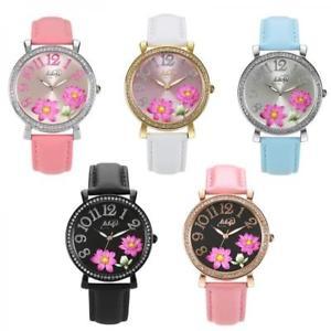 【送料無料】orologio donna didofa flowers collection df3020 didof fiori glitter swarovski