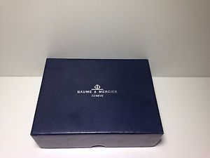 【送料無料】rare vintage baume e mercier geneve watch box