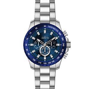 【送料無料】invicta mens speedway 24212 stainless steel chronograph watch