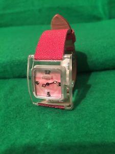 【送料無料】dunhill parody rose watch