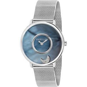 【送料無料】orologio donna morellato scrigno damore r0153150507 acciaio mesh blu