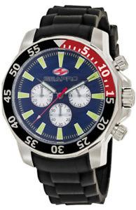 【送料無料】seapro mens scuba explorer chrono 200m stainless steelsilicone watch sp8331