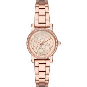【送料無料】michael kors women petite norie rose goldtone watch mk3892 nwt