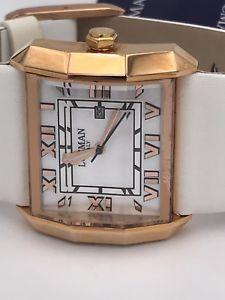 orologio locman ref232p acciaio cinturino pelleseta 550 37mm scontatissimo