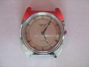 【送料無料】sarcar orologio polso fondo di magazzino anni 40