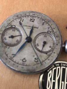【送料無料】chronographe suisse movement cca194050