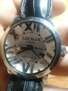 【送料無料】locman automatico watch ref293 daydate