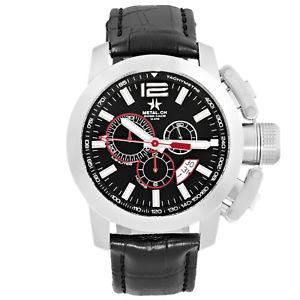 【送料無料】metalch chronometrie chrono series mens chronograph swiss made watch 212044
