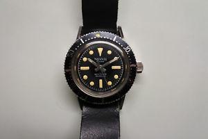 【送料無料】vintage monvis lady diver watch