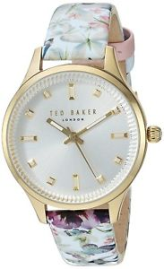 【送料無料】ted baker womens zoe watch te10031554 rrp 145