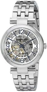 【送料無料】kenneth cole ladies york automatic watch kcnp kc10022295