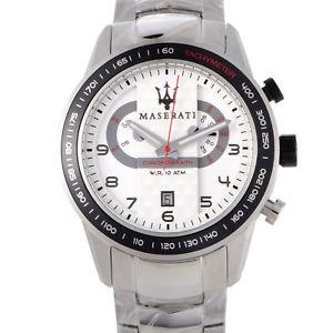 【送料無料】maserati corsa mens quartz watch r8873610001