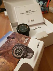 【送料無料】suunto vector altimax adventure mountaineering watch altimeter compass military