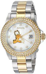 【送料無料】invicta womens quartz stainless steel casual watch 24869