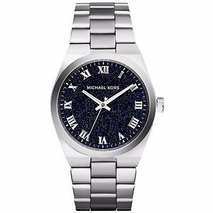michael kors mk6113 ladies quartz wristwatch designer  uk seller
