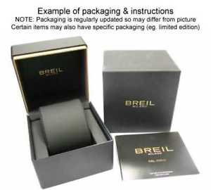 breil automatic contempo stainless steel three hand tw1567 watch  24
