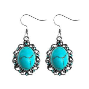 【送料無料】ピアス デレディスタイシルバーヴィンテージas de61327 h damen amp; vintage jewelry design thai silber rund